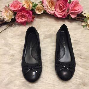 Karen Scott flats size 7 black
